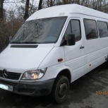 заказ автобуса 19 мест, Новосибирск