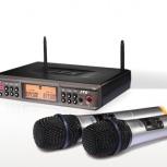JTS US-936KD/MH-936K Радиосистема двухканальная, Новосибирск
