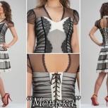 Платье с корсетом, Новосибирск