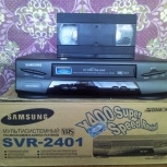 Продам видеомагнитофон, Новосибирск