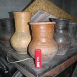 Крынки старинные глиняные, Новосибирск