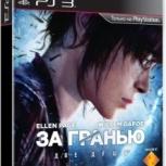Игра За гранью Две Души PS3, Новосибирск