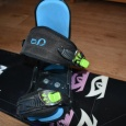 Продам сноуборд Nitro+крепы Gnu+ботинки burton, Новосибирск