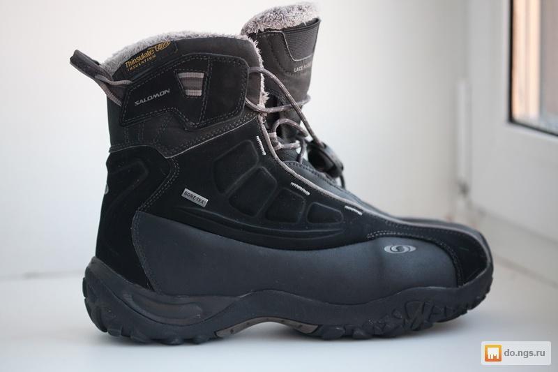 Lateupurdax — Зимние ботинки salomon b52 ts gtx cc4f24122ce7a