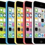 Apple iPhone 5C 8Gb новые, Новосибирск