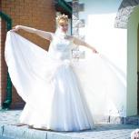 Свадебное платье для статной невесты, Новосибирск