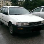 Toyota Corolla на газу в аренду с выкупом, Новосибирск
