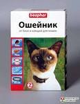 Ошейник  для Кошек от Паразитов Beaphar, Новосибирск