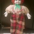 Старинная кукла, Новосибирск