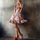 платье из хлопка, Новосибирск