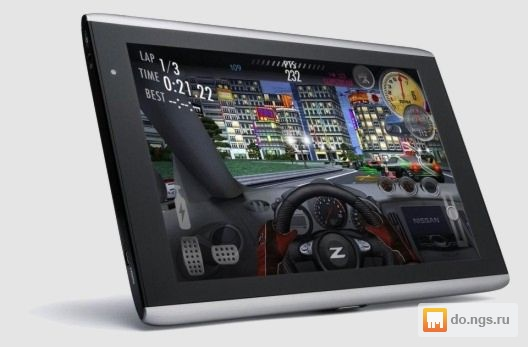 Acer iconia tab a500 xeh6len012 cortex a9/1/32/gps/wifi/bt/android/101/076 кг