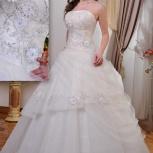 Воздушное свадебное платье, Новосибирск