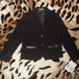 новый школьный пиджак для девочки р-р 140 (вискоза + пэ.), Новосибирск