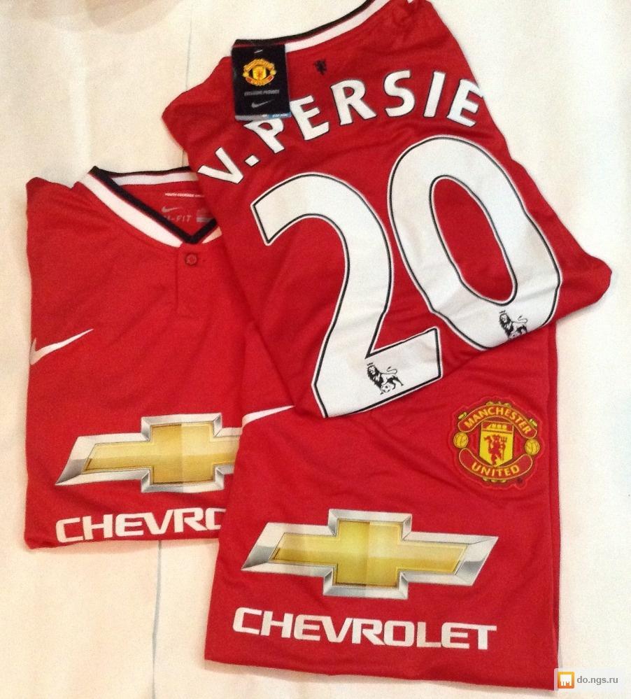 Одежда Манчестер Юнайтед