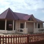 Строим деревянные дома, бани, крыши любой сложности. Замена кровли, Новосибирск