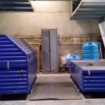 Пресс-вакуумные сушильные камеры для термообработки древесины, Новосибирск