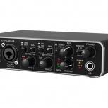 Behringer UMC204 -USB-аудиоинтерфейc, Новосибирск