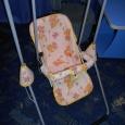 качеля новейшая сидя/лежа + кенгуру+ сиденье новое в подарок, Новосибирск
