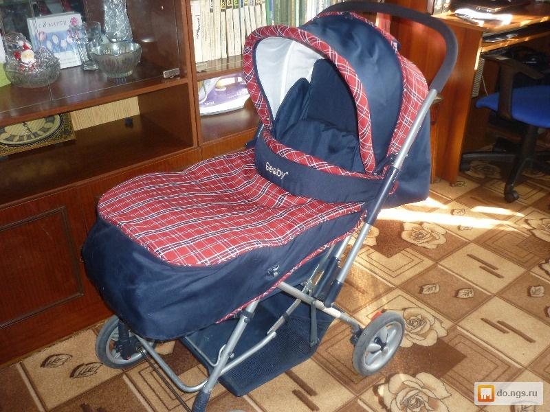 Как сделать коляску для малышей