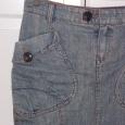 продам джинсовую мини юбку-карандаш, Новосибирск