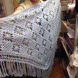 Ручное вязание платок