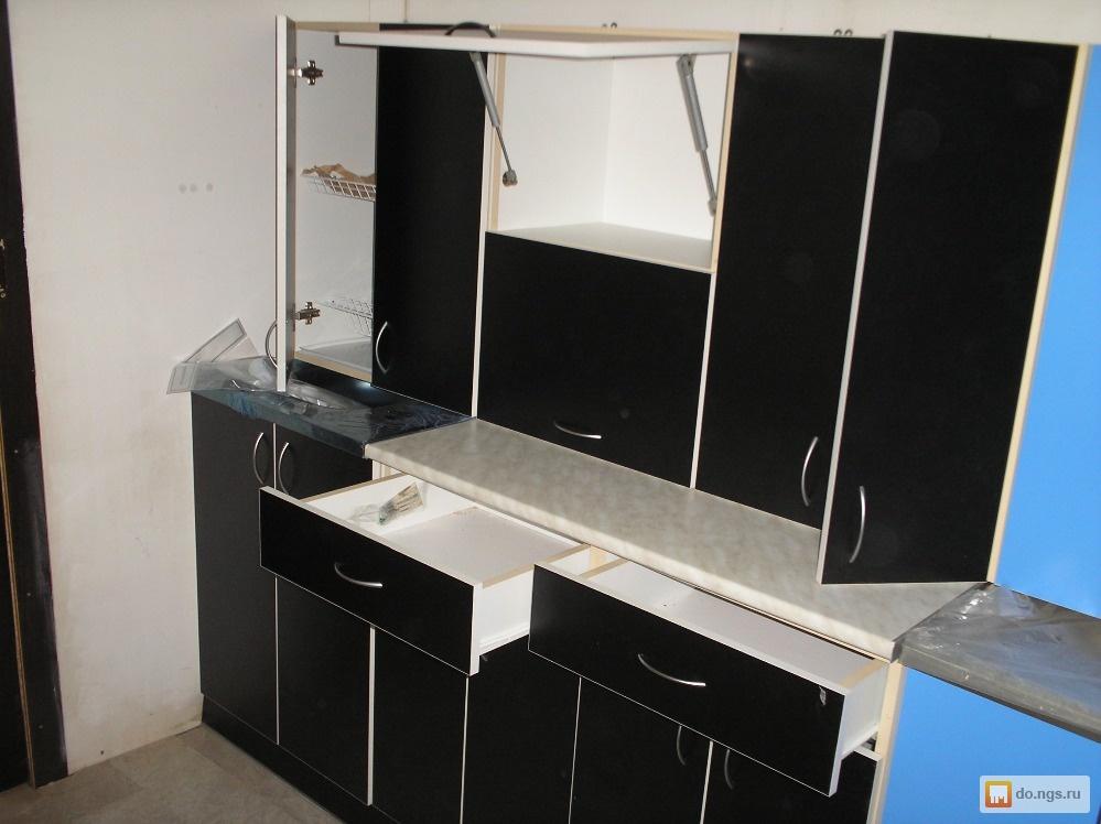 Кухонный гарнитур как собрать