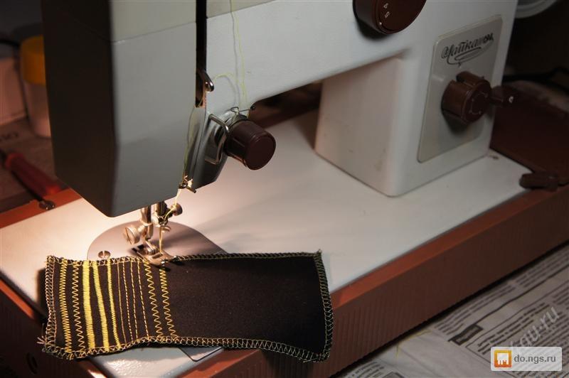 Как шить на машинке чайка 3 183
