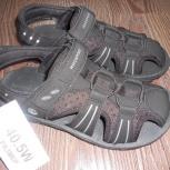 Новые мужские сандалии Rockport, Новосибирск