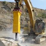 Продам молот Arrowhead S 330 для экскаватора весом 29-45 тонн, Новосибирск