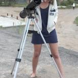 Экскурсии по звездному небу. Прокат телескопа, Новосибирск