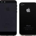 iPhone 4s 16GB белый в плёнках 4 чехол, Новосибирск