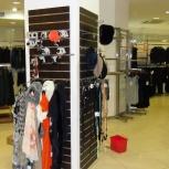 Оборудование  для магазина, салона одежды 130кв.м.б/у, Новосибирск