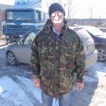 Куртка-парка армейская, Новосибирск