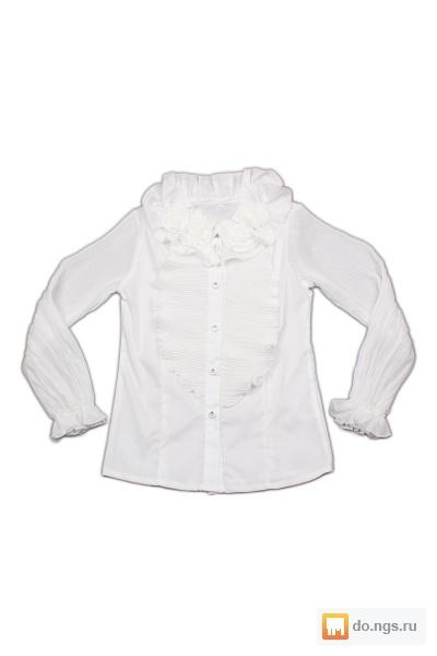 Купить Блузку Для Девочки В Новосибирске