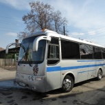 Аренда Автобуса, Новосибирск