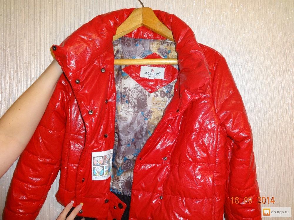 Moncler Одежда