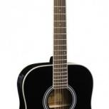 12-ти струнная гитара FLIGHT D-200/12 BK EQ, Новосибирск