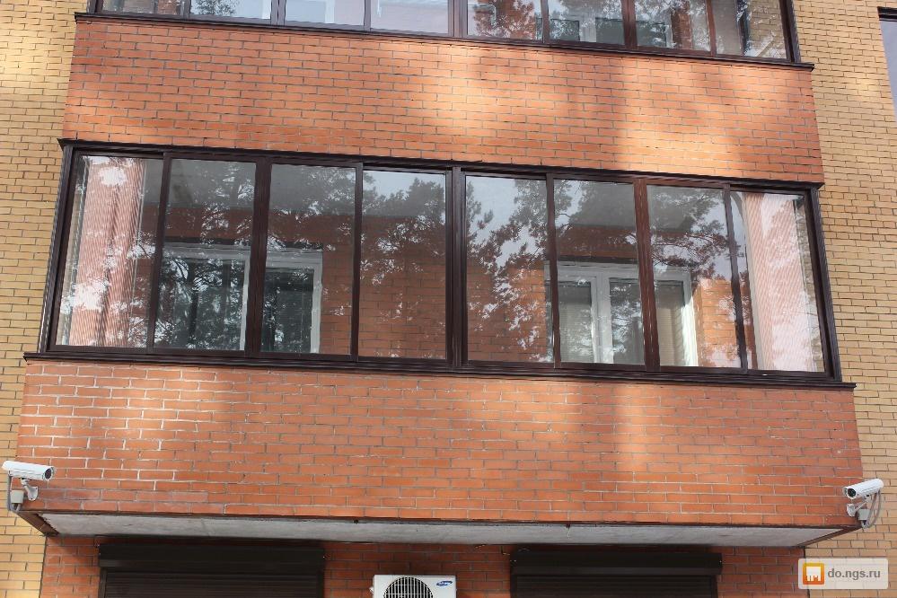 Алюминиевый профиль для балконов украина..