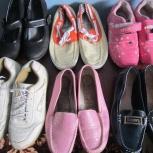 Продам летнюю обувь на девочку, Новосибирск
