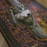 Нарды большие серии СИРИЯ — Волк, Новосибирск