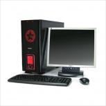 Распродажа офисных и игровых компьютеров, Новосибирск