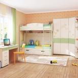Детская комната акварель, Новосибирск