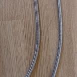 Два новых шланга соединительных к смесителю 35 см., Новосибирск