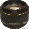 Срочно продам объектив SIGMA AF 30/1.4 EX DC HSM для Nikon, Новосибирск