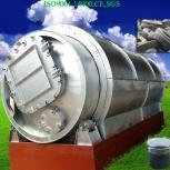 Пиролизные установки с объемом загрузки 3 - 20 тонн, от 5 до 20 т/сут, Новосибирск