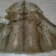 Продам шубы новые из камышового кота, р-р 44-48, Новосибирск