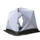 Палатка зимняя рыболовная Куб 1.85х1.85х1.85, Новосибирск