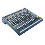 Soundcraft EPM12 микшерный пульт, 12 mono,2 stereo, 2 aux, 60мм фейдер, Новосибирск