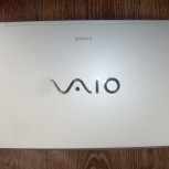 Ноутбук Sony Vaio, Новосибирск