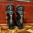 Продам горно лыжные ботинки  Lange р - 27,5 б/у, Новосибирск